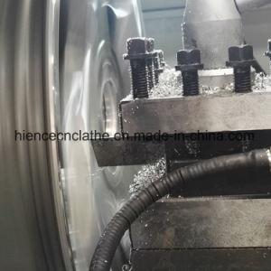 Aluminum CNC Wheel Repair Lathe Cutting Machine Tools Awr32h pictures & photos