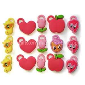 Fashional Soft PVC Shoe Charms for Kids Shoes Decoration pictures & photos