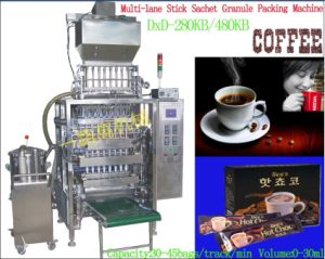 Coffee Granule Powder Creamer Packing Machine (DXD-280KB/480KB) pictures & photos