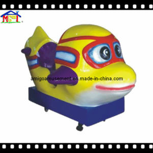Amusement Park Plane Swing Car Coin Operated Kiddie Ride Games pictures & photos