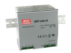 DRT-240 240W High Input DIN Rail Power Supply