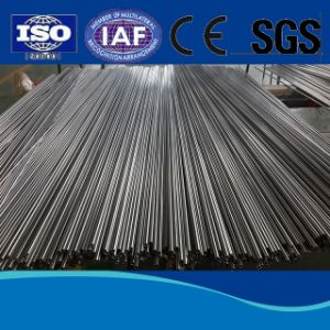 High Quality Seamless Stainless Steel Tubes for Textile Spinning Flyers pictures & photos