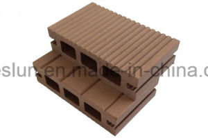 Environment-Friendly WPC Materials for Decking Floor pictures & photos