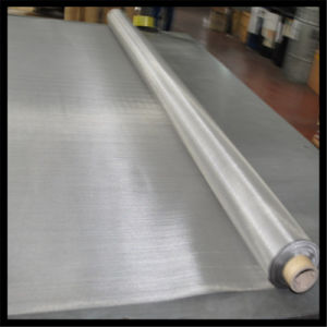 SUS302 Stainless Steel Wire Mesh pictures & photos