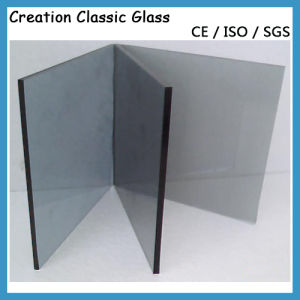 Dark Grey Tinted Float Glass for Decorative Glass/Constructive Glass pictures & photos