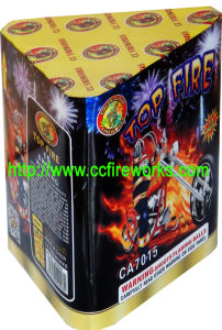 15s Top Fire (CA7015) Fireworks pictures & photos
