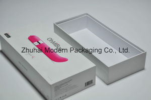 OEM Hard Cardboard with Logo Stamping Electronic Products Packaging Box pictures & photos
