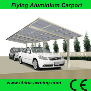 Aluminum Frame Structure Conservatory Roof Carports