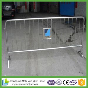 Australia Standard 2200X1100mm Crowd Control Barriers pictures & photos