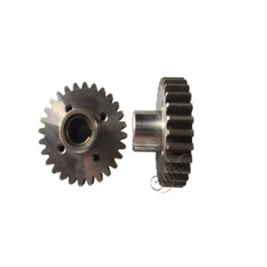 Custom Investment Casting and Machining Gear Parts pictures & photos
