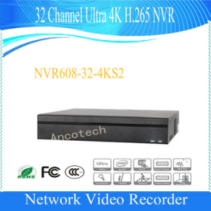 Dahua 32 Channel Ultra 4k H. 265 Network Video Recorder (NVR608-32-4KS2) pictures & photos
