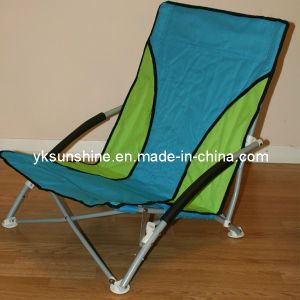 Foldable Low Beach Chair (XY-131B) pictures & photos
