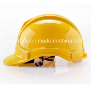 Ce En397 HDPE/ABS Protective Hat Adjustable Industrial Construction Safety Helmet pictures & photos
