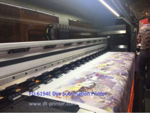 Fd-6194e industrial Level Sublimation Printer for Polyester pictures & photos