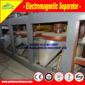 Electromagnetic Sortor Ilmenite Separator Single Disk Electromagnetic Machine for Ilmenite Enrichment pictures & photos