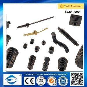 Customized Rubber Part Manufacturer Supply for Auto pictures & photos