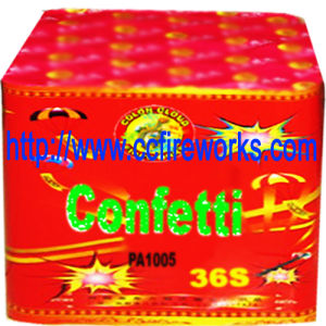 36s Confetti Fireworks (PA1005) pictures & photos
