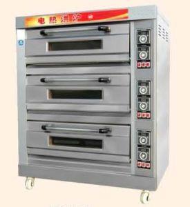 Economic Electric Deck Oven (RM-3-6D)