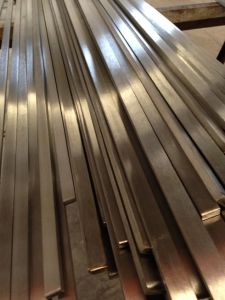 Stainless Steel Cold Draw Flat Bar AISI304 pictures & photos