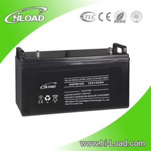 Long Serivce Life Valve Regulated Lead Acid Battery 12V 150ah pictures & photos
