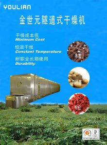 Industrial Belt Type Grain Nuts Drying Machine pictures & photos