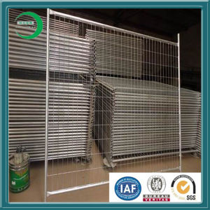 Anping Fatory Hot Dipped Galvanized Temporary Fence (xy-4.3) pictures & photos