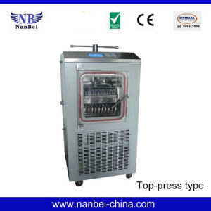 Top Press Type Pilot Freeze Dryer Price for Pharmacy pictures & photos