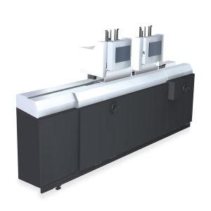 HY201 Endsheet Pasting Machine