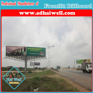 Good Quality/Competitive Price PVC Frontlit Flex Banner Billboard pictures & photos