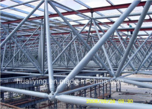Space Frame System, Space Grid Structure, Space Frame Node& Pipe pictures & photos