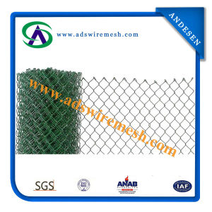 High Quality PVC & Galvanized Chain Link Fence pictures & photos