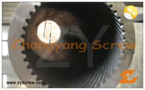 Planetary Roller Screw Barrel for PVC Plastic Extruder Granules pictures & photos