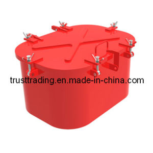 Rotating Marine Oil Tight Hatch Cover pictures & photos