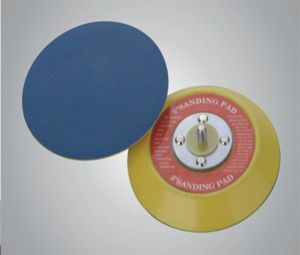 "5"" Sanding Pad with Vinyl pictures & photos"