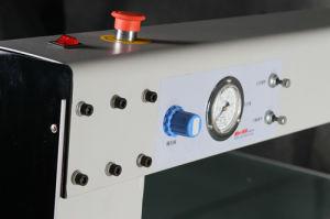 (MF1325-B4 1.3*2.5m) Semi-Auto Flatbed Laminator for Signage & Graphic pictures & photos