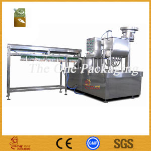 Linear Standing Pouch Packaging Machine/Stand-up Bag Packing Machine pictures & photos