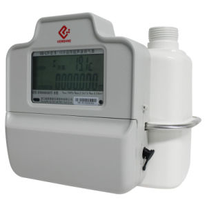 Smart Ultrasonic Gas Meter for Family Use