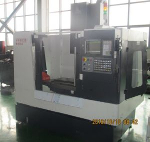 High Quality Vertical CNC Machining Center pictures & photos
