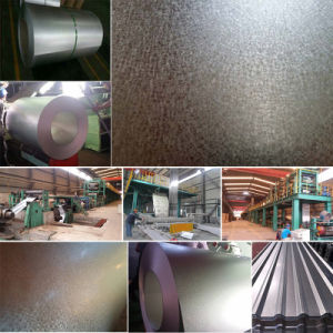 G550 Anti-Figure Az150 Steel Prodcuts Galvalume Steel Coil (GL 0.15mm-0.8mm) pictures & photos