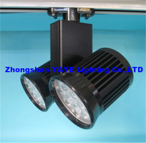 Yaye China Best Supplier of 18W LED Track Light with CE/RoHS/3 Years Warranty pictures & photos