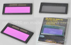 Solar Auto Darkening Welding Lens Welding Filter Lens pictures & photos