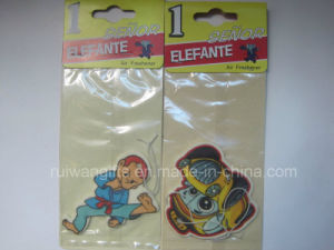 Hanging Car Air Freshener for Sale pictures & photos