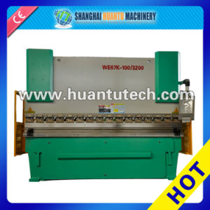 Hydraulic Press Brake CNC Bender Machine, Stainless Steel Bender Machine, Iron Bender Machine (WC67Y, WC67K, WE67K) pictures & photos