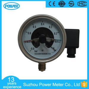 4′′ 100mm All Stainless Steel Wika Electric Contact Pressure Gauge pictures & photos