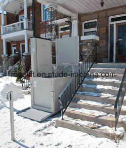 250kg Wheelchair Lift for Home Disabled People pictures & photos