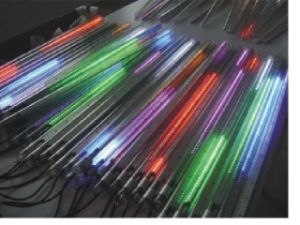 Outdoor Decoration 10PCS/Set SMD2835 50cm LED Meteor String Light pictures & photos