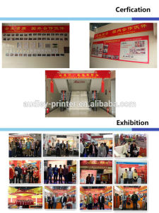 Micro Piezo Technology High Precision 60*90cm Flatbed UV Printer for Sale pictures & photos
