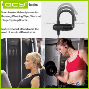 Sport Waterproof Bluetooth Headset Wireless Earphone with Stereo Sound pictures & photos