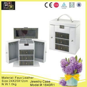 Jewelry Cabinet Custom Cosmetic Case (1840R1) pictures & photos