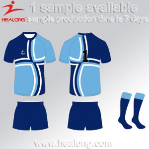 Custom Rugby Jersey Set Sublimation Cheap Rugby Set Jersey pictures & photos